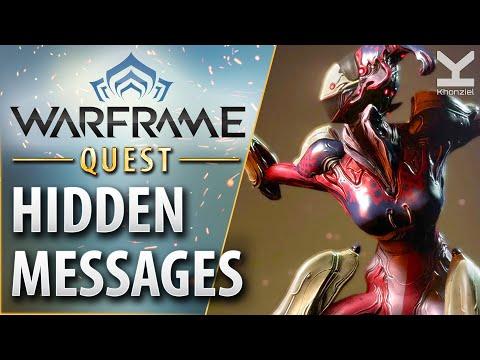 Warframe - Quest - Hidden Messages