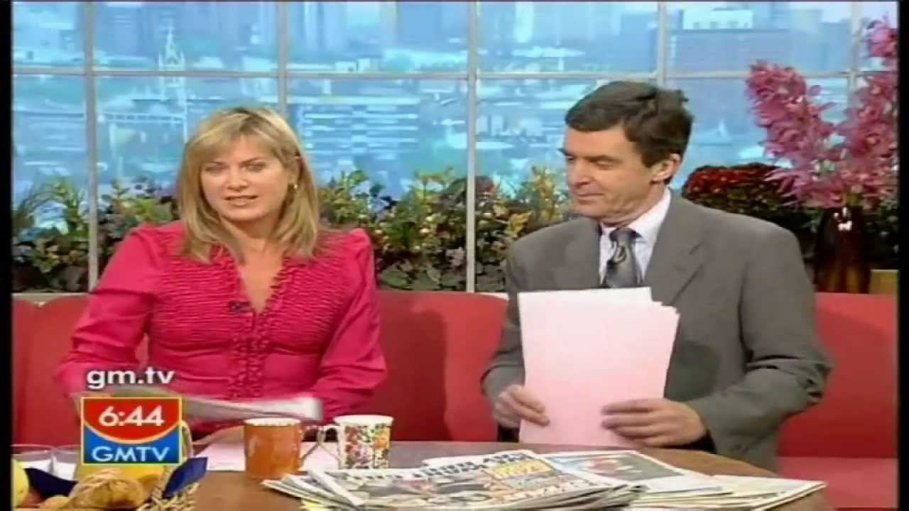 Penny smith gmtv for that