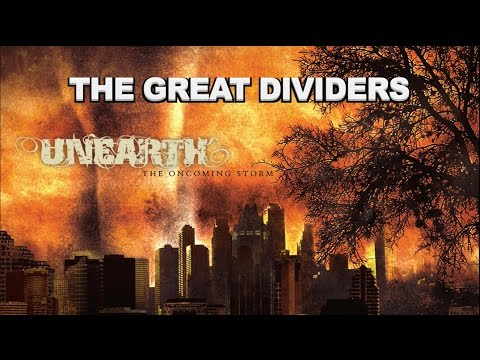 Unearth - The Great Dividers (Lyric Video)
