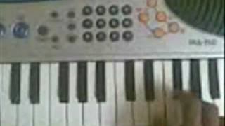 Mundhinam Parthene on keyboard