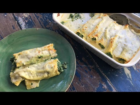 How To Make Perfect Cannelloni | Pasta Grannies