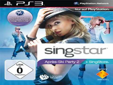 Singstar PS3 — The Best Karaoke Game for Your Party