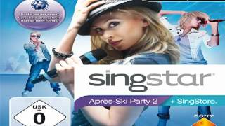 Singstar PS3 -- The Best Karaoke Game for Your Party