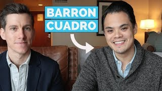 BEST Menswear Brands? Buying FASHION Watches? Chat w/ Barron Cuadro (Effortless Gent)
