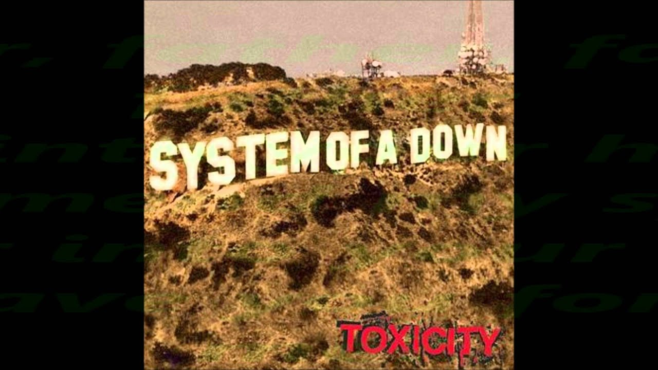 Photo of System of a down Chop suey with lyrics