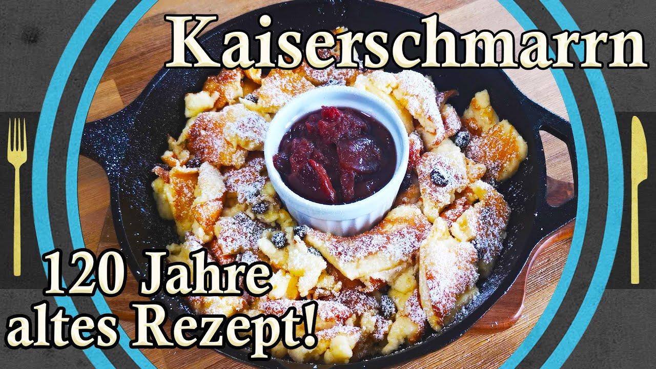 KAISERSCHMARRN Originalrezept aus Österreich