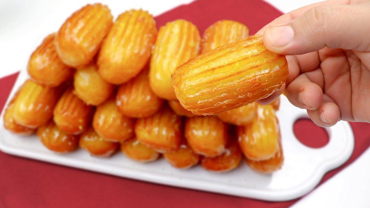 سر قرمشة بلح الشام مش هتلاقي الطريقة دي عند اي حد هتقومي تعمليه حالا يجن Cooking Arabic Dessert Arabic Food