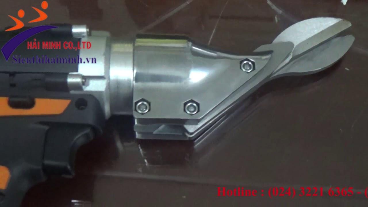Giới thiệu và hường dẫn sử dụng máy cắt tôn Yamafuji CT250A