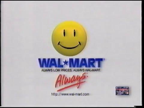 Walmart Rollback Commercial 1998 Youtube