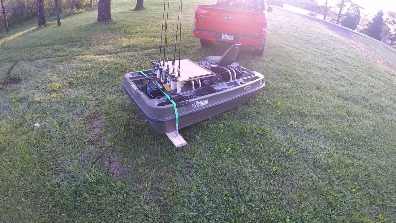 Pelican Bass Raider 8e Mod And Fifty Fish Caught