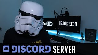 HelloGreedo Discord Server - Join Up & Have Fun!