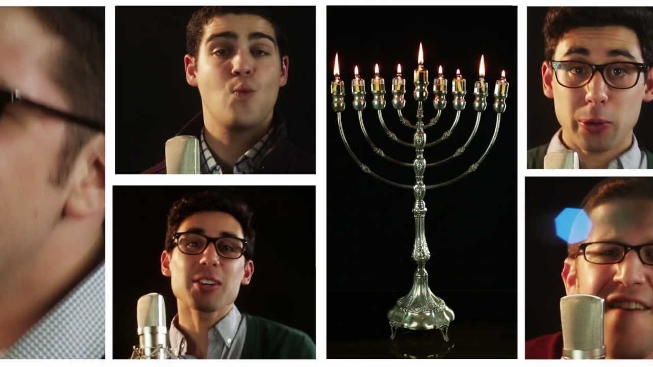 StandFour - Eight Nights - Hanukkah Mashup