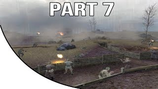 Call of Duty United Offensive Gameplay Walkthrough Part 7 - Soviet Campaign - Kursk
