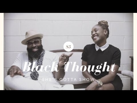 Akisha Lockhart Interviews Black Thought The Roots (Season 5)