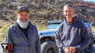 Ride Along with us in Moab on Top of the World - Trail Talk