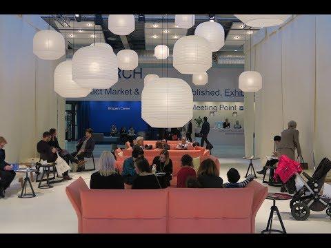 2016 Stockholm Furniture Fair / ストックホルム家具見本市