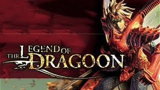 Classic PS1 Game Legend Of Dragoon On PS3 Upscaled To HD 1080p