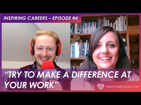 DRESS FOR THE JOB YOU WANT | CLINICAL TRIAL ADMINISTRATOR | EPISODE #4 INSPIRING CAREERS