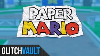 Paper Mario Glitches and Tricks!