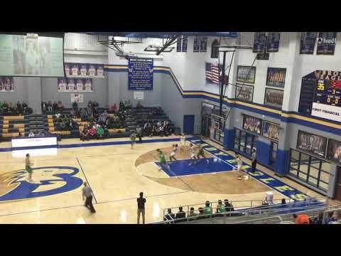 Nathan Jones - Sophomore Highlights - Brock High School Basketball - Class of 2022