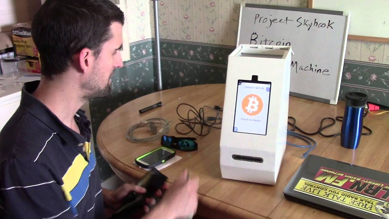 Skyhook Bitcoin ATM Settings Options