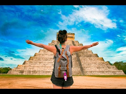 CHICHEN ITZA & CANCUN, MEXICO TRAVEL VIDEO // HAPPY BIRTHDAY STACEY!