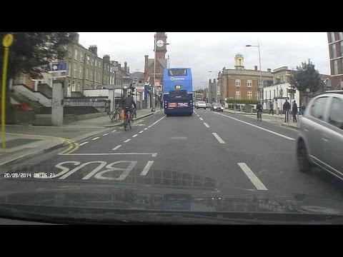Dash Cam Ireland - Rathmines Road, Dublin