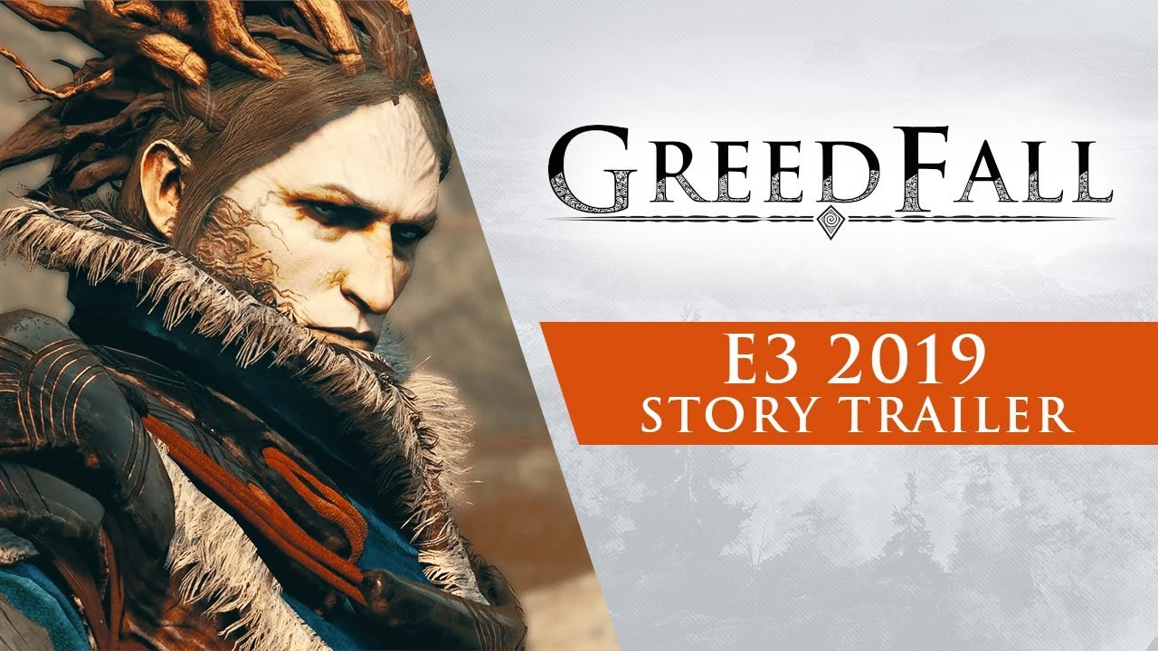 E3 2019: GreedFall - Story Trailer