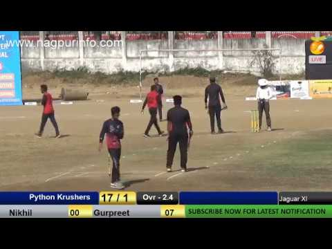 RPL Match Fixture 2017 - Jaguar XI Vs Pythan Krushers  - 29 -12-2017