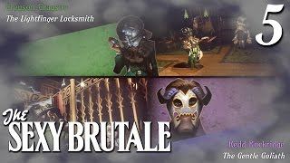 The Sexy Brutale - Part 5 - Gentle Goliath and The Lightfinger Locksmith - Let's Play Blind PC