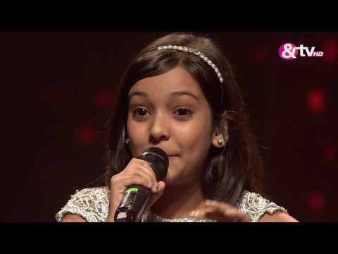 Nishta Sharma - Liveshows - Episode 15 - September 10, 2016 - The Voice India Kids