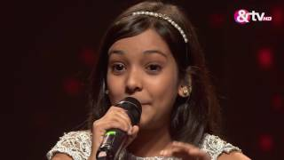 Nishta Sharma - Liveshows - Episode 15 - September 10, 2016 - The Voice India Kids