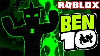 This Alien is Stronger Than ALIEN X | BEN 10 UNIVERSAL SHOWDOWN ROBLOX | iBeMaine