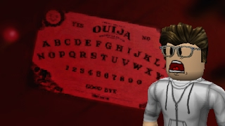 SCARY OUIJA BOARD IN ROBLOX!
