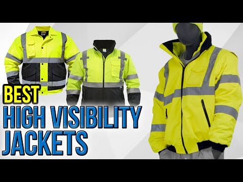 7 Best High Visibility Jackets 2017