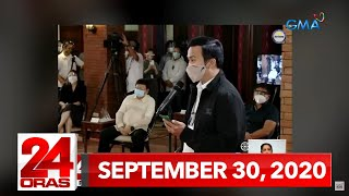 24 Oras Express: September 30, 2020 [HD]