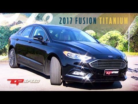 Avaliação Ford Fusion 2017 | Canal Top Speed