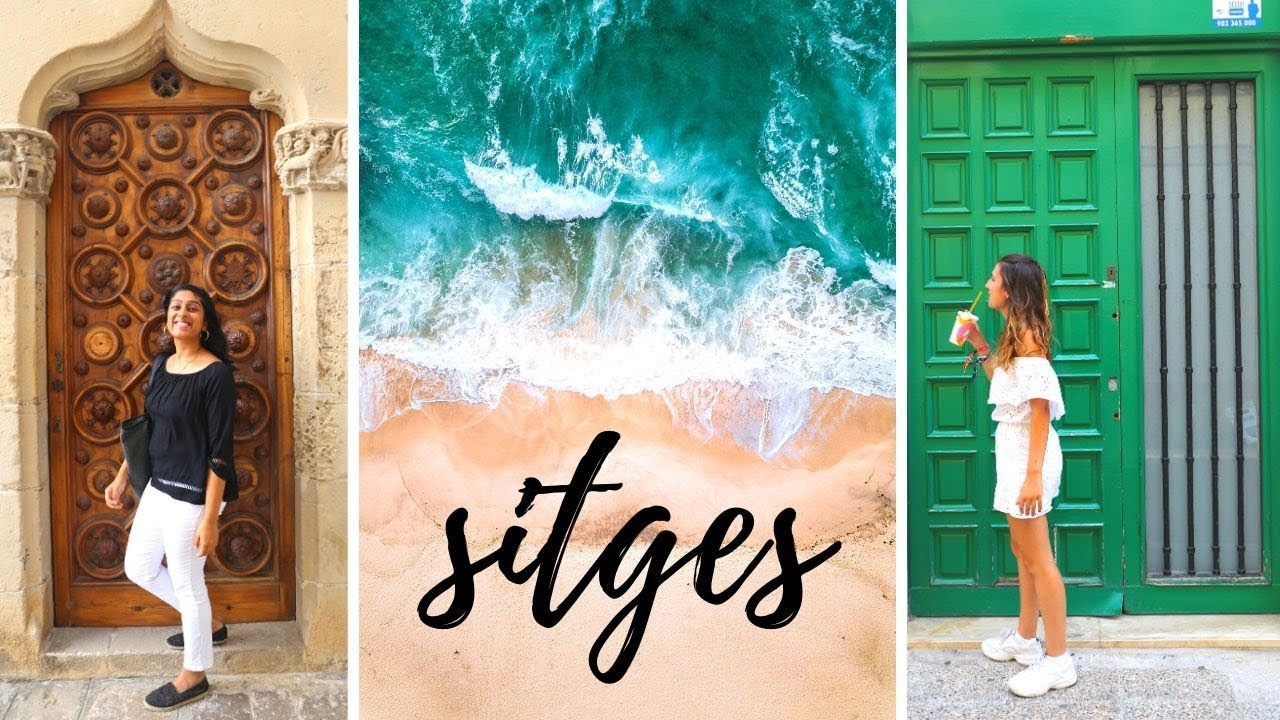 Download What to See, Eat and Do in SITGES! DAY TRIP from Barcelona.