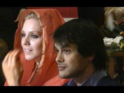 Rudra & Federica engagement ceremony