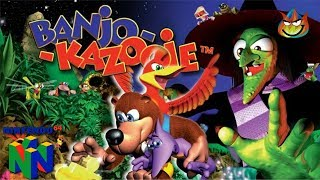 (Almost - Check Description) Full Playthrough of Banjo Kazooie | 20th Anniversary Special