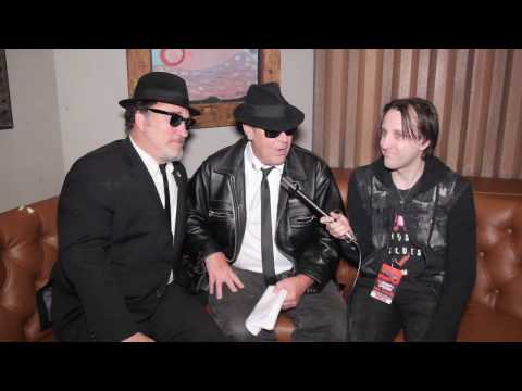 Dan Aykroyd & Jim Belushi Interview at HOB Anaheim Grand Opening