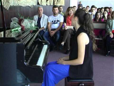 Beethoven concert- Alexandra Marinova