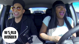 LEMME PICK YOU UP: Bianca Del Rio part 2 with Ts Madison