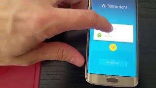 Samsung Galaxy S6 Edge 64GB Touchscreen funktioniert nicht bzw. Defekt