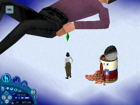 The Sims  Giant Will Wright