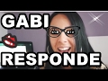 Irmãs Trolls Pithon - GABI RESPONDE