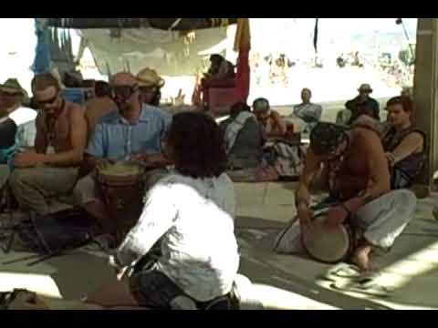 Burning Man Video