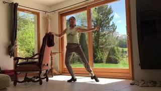 Exercice danse classique, les dégagés