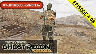 Tom Clancy's Ghost Recon: Wildlands  Live Streaming E08  Lovers Of Game