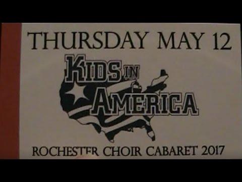 Rochester High School Cabaret 2017: Kids in America